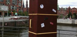Hamburg aus dem Koffer