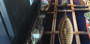 Meererleben, Museum auf dem Meer